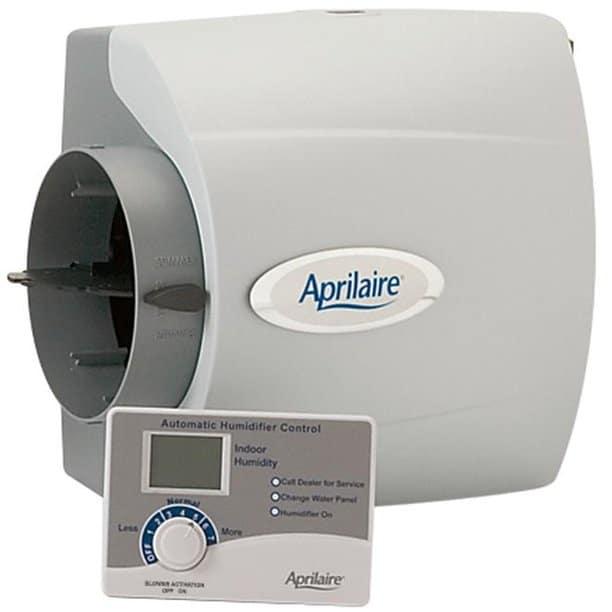 aprilaire whole house humidifier comparison