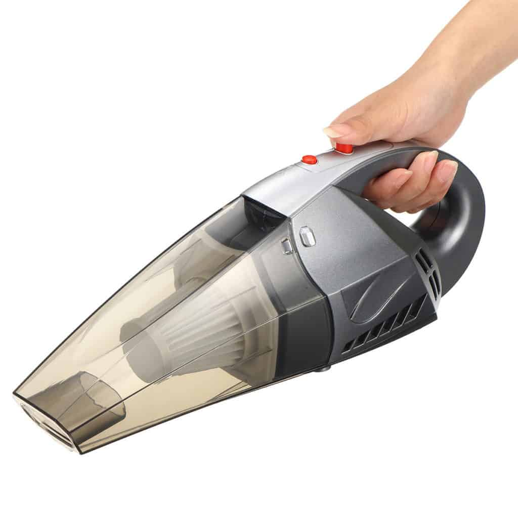 best rechargeable vacuum cleaner