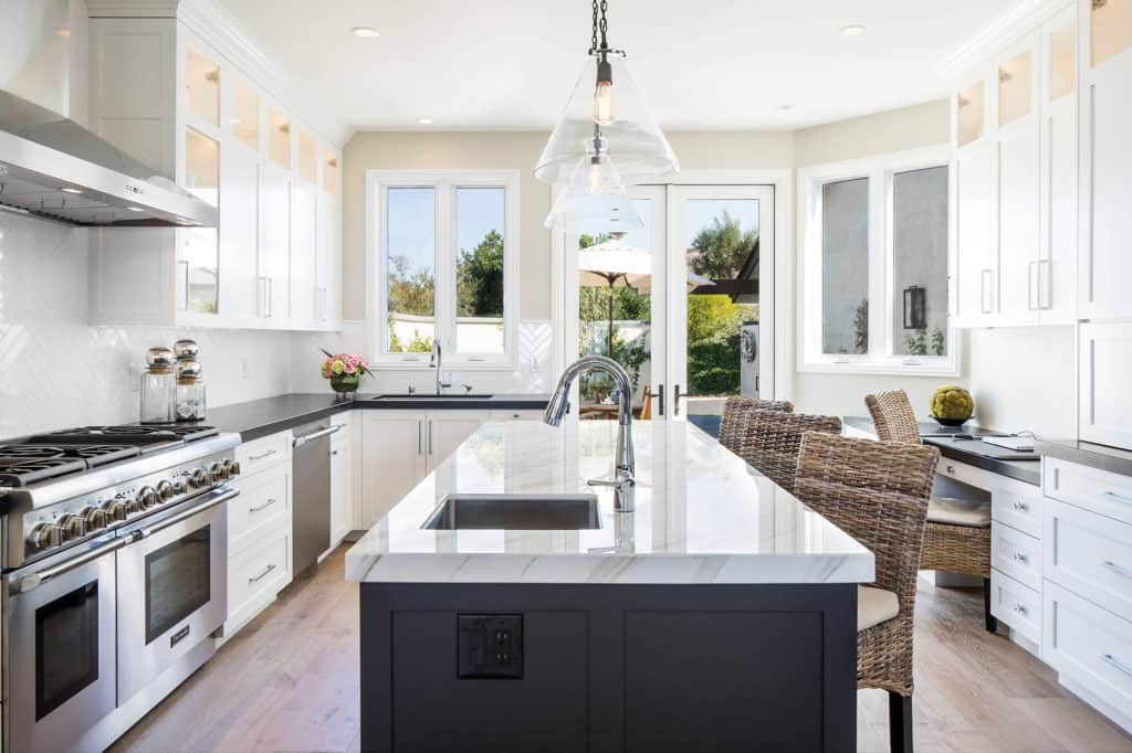 kitchen remodeling cost in california