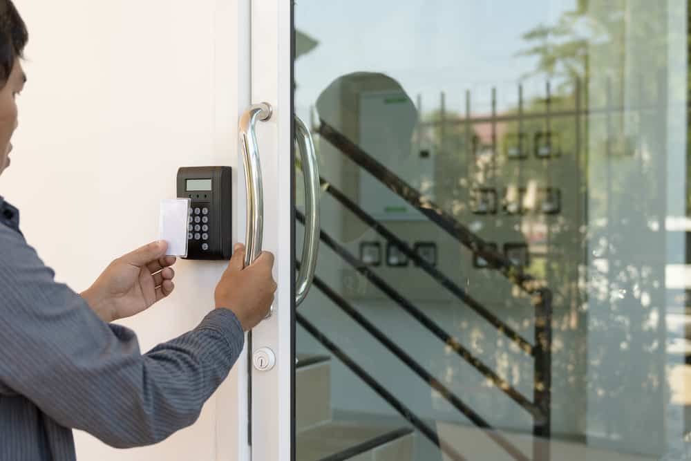 door access control system pricing