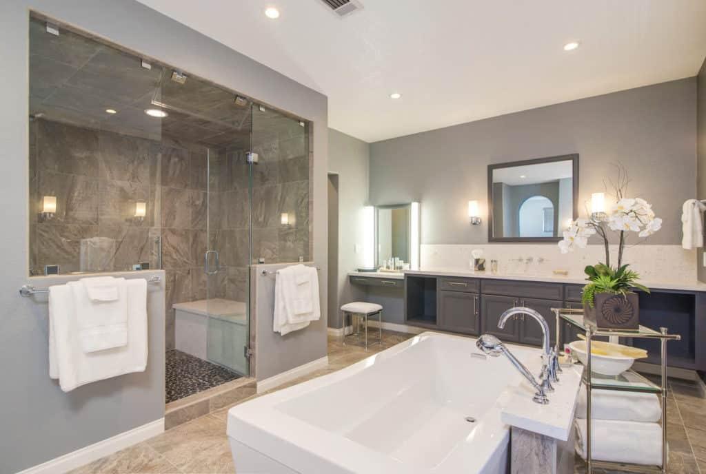 los angeles bathroom remodel cost