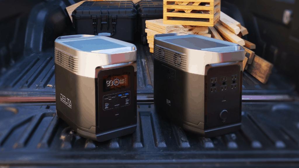 ecoflow delta solar generator reviews