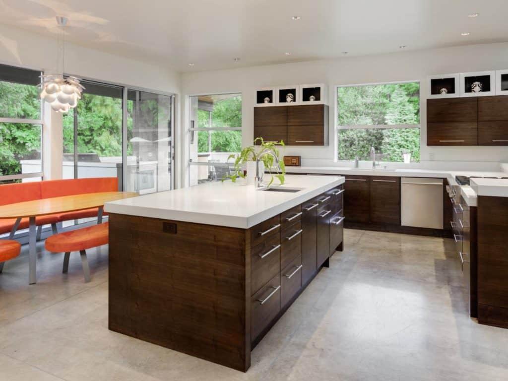 kitchen flooring cost estimation