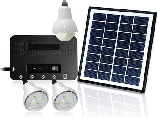 price of solar lights for home