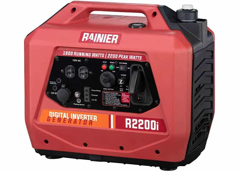 rainier r2200i review