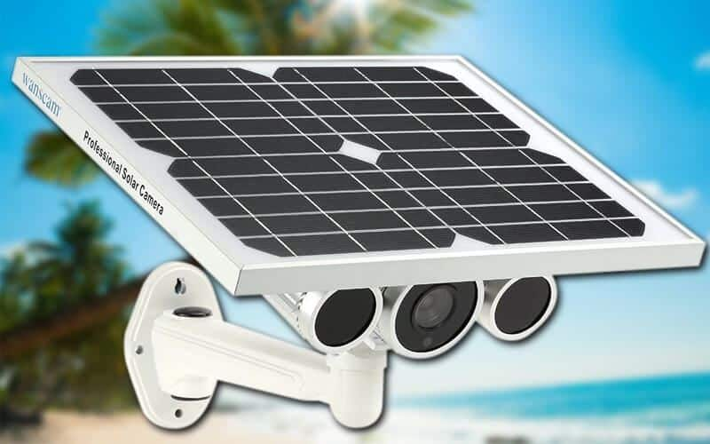 best solar powered home security camera reviews