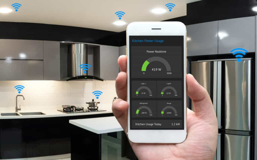 smart kitchen appliances for new homeowners